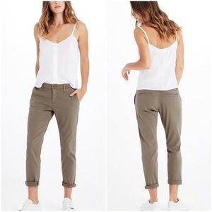 AG Adriano Goldschmied Womens Caden Tailored Trouser